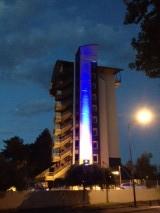 eclairage exterieur grande hauteur