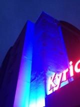 eclairage de facade hotel